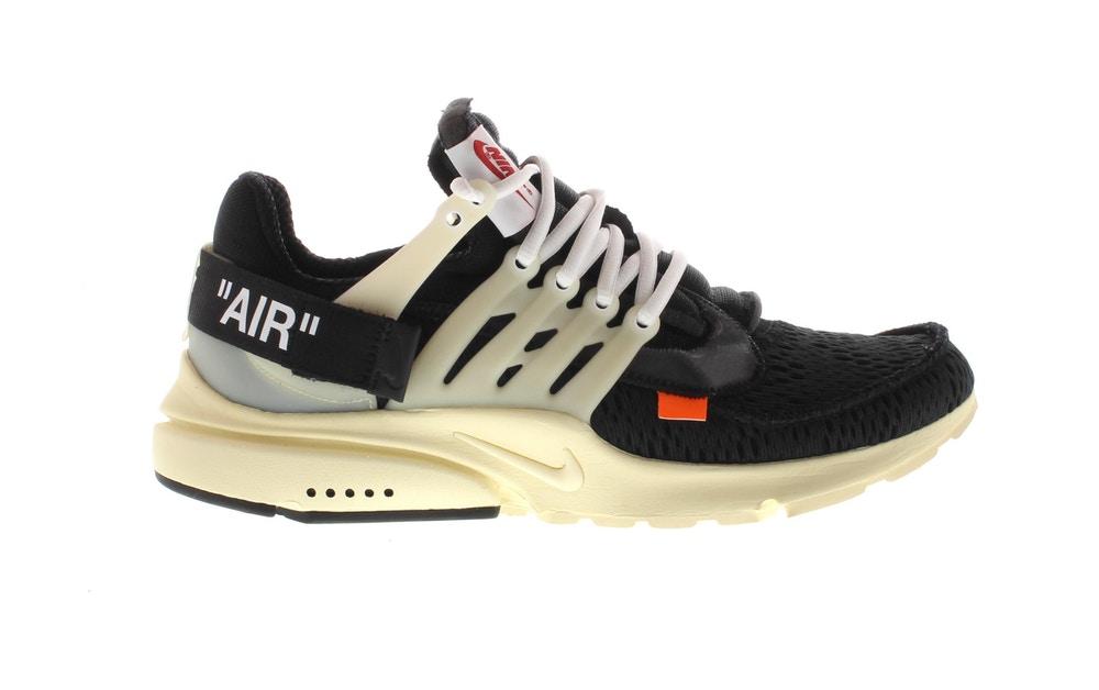 Off-White x Nike Air Presto The Ten