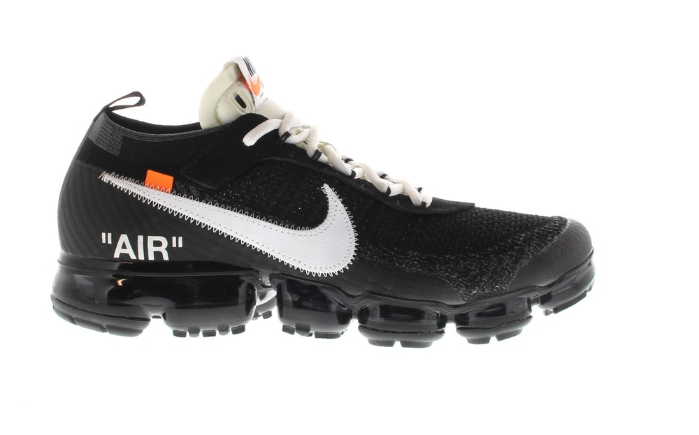 Off-White x Nike Air Vapormax The Ten Collection