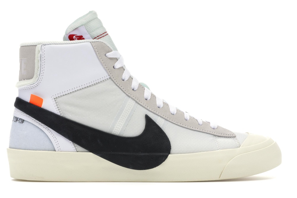 Off-White x Nike Blazer The Ten
