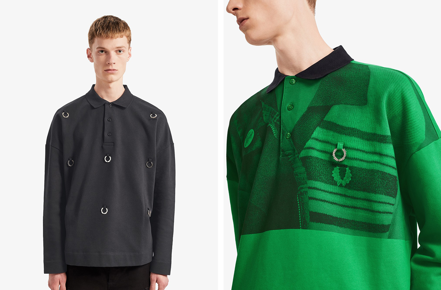 Raf Simons x Fred Perry Fall/Winter 2019