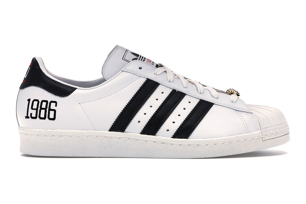Run-D.M.C x adidas Superstar «25th Anniversary» 2011