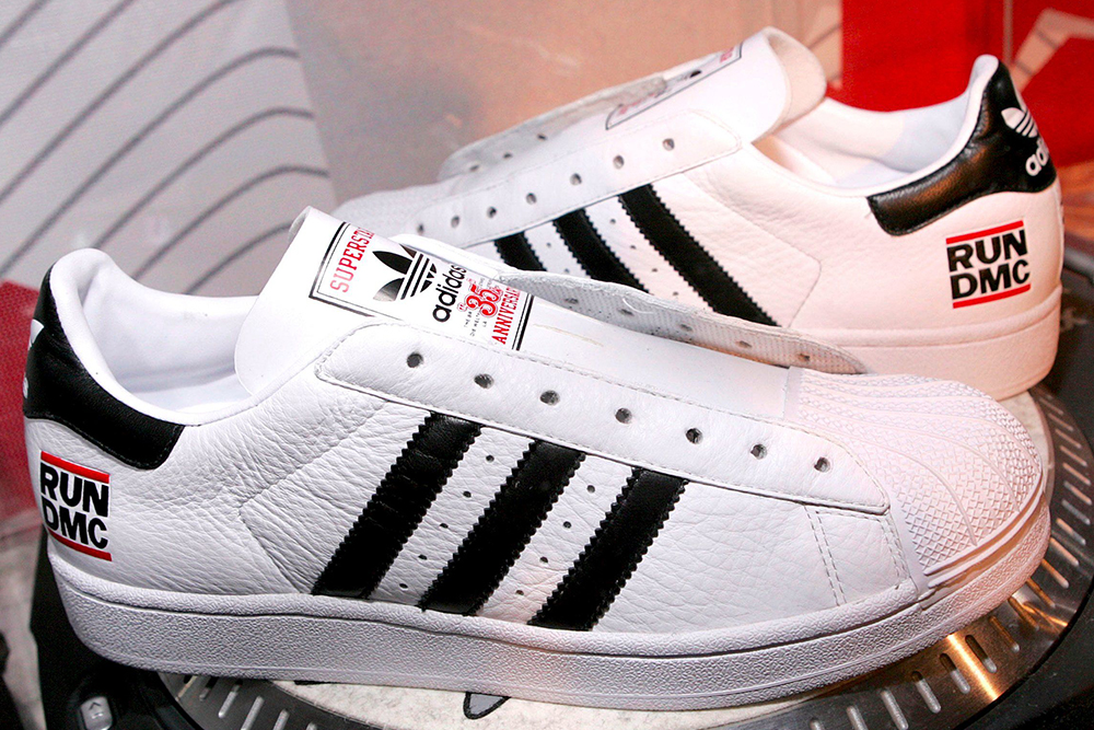 Run-D.M.C x adidas Superstar «35th Anniversary» 2005