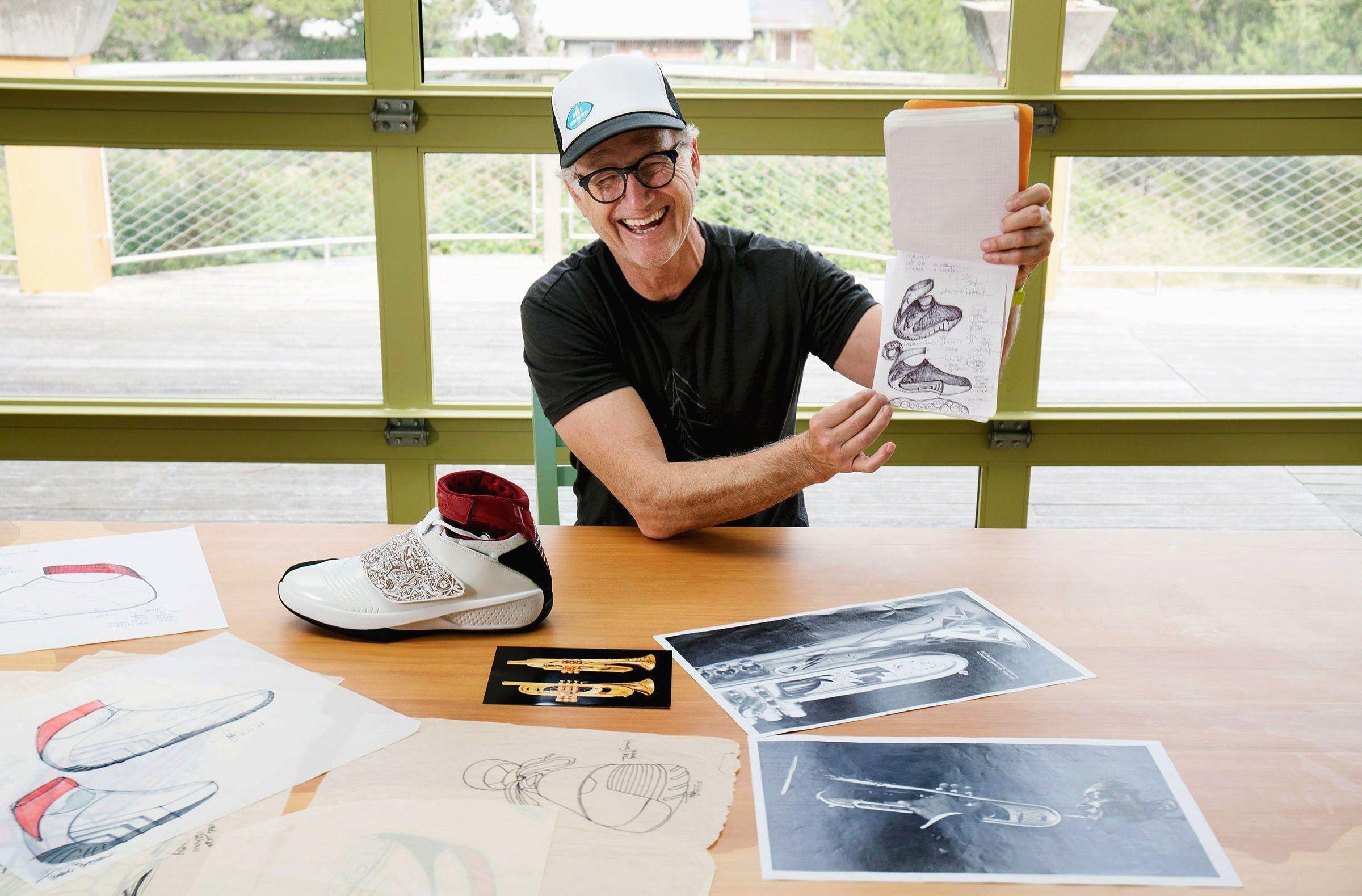 Abstract: The Art of Design - Tinker Hatfield (2017) — лучшие документальные фильмы о моде