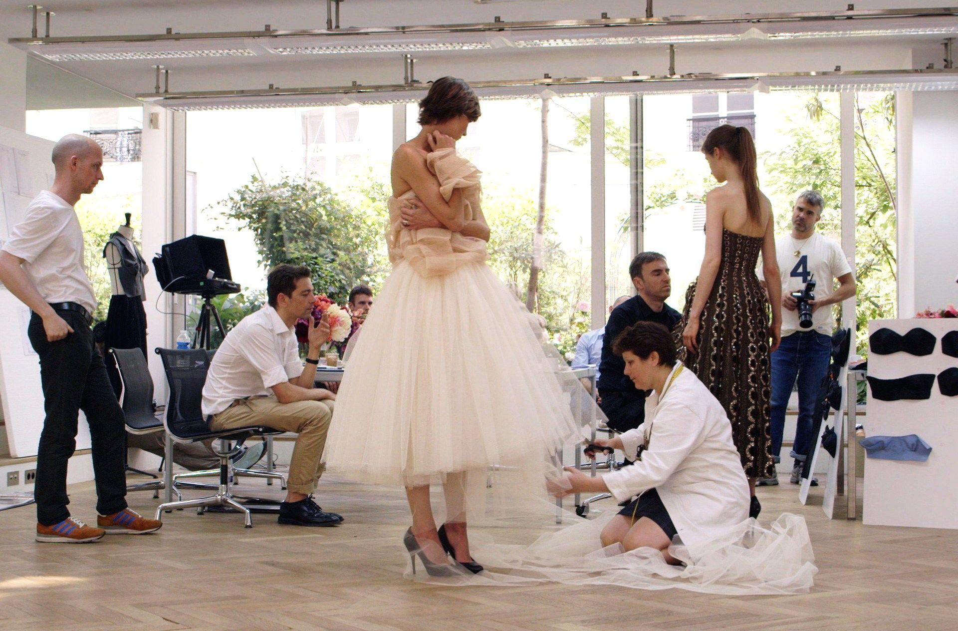 Документальные фильмы о моде – Dior and I (2014)