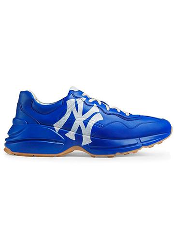 кроссовки Gucci x New York Yankees купить