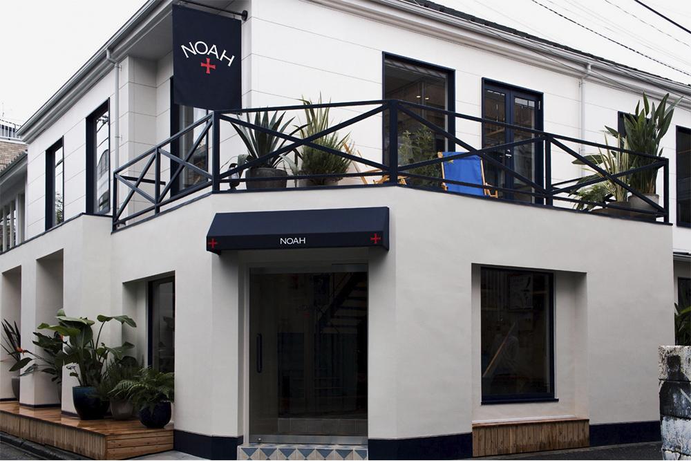 NOAH CLUBHOUSE в Токио