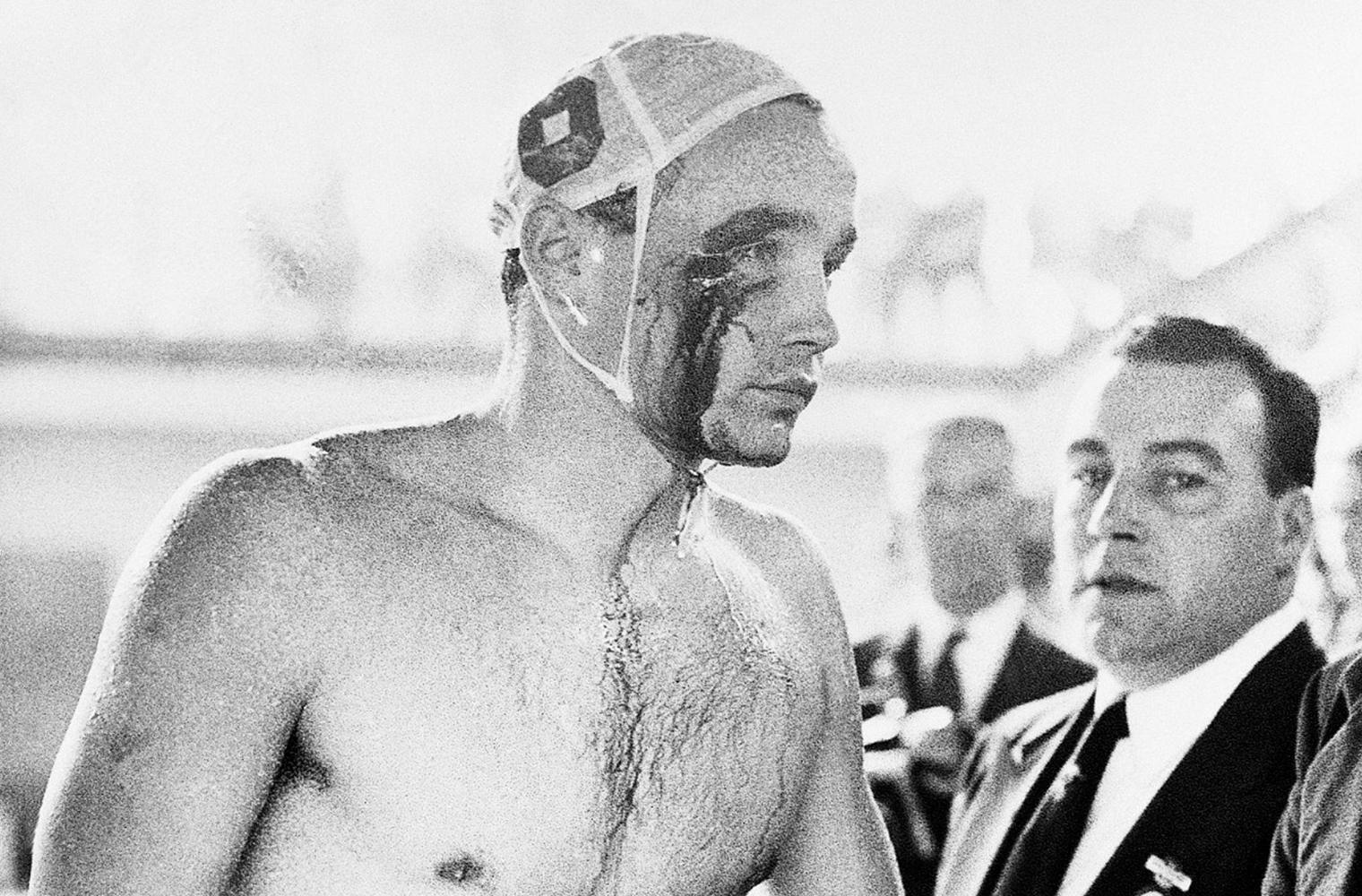 Скандалы на Олимпийских играх. Матч по водному поло «Кровь в бассейне», 1956 год