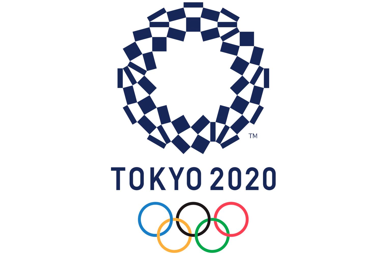 Логотип Олимпиады-2020 в Токио