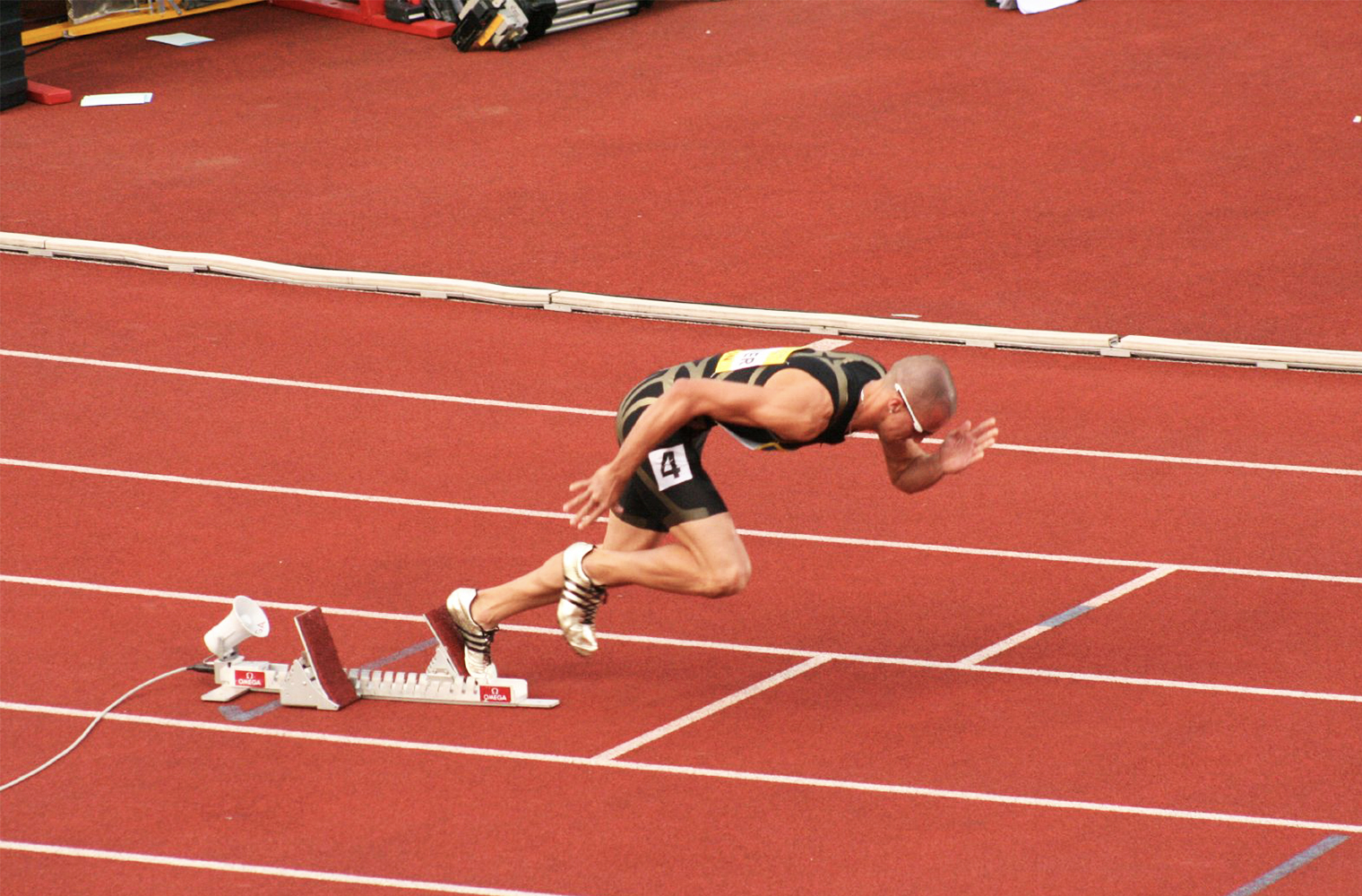 Джереми Уоринер — американский бегун, трёхкратный олимпийский чемпион