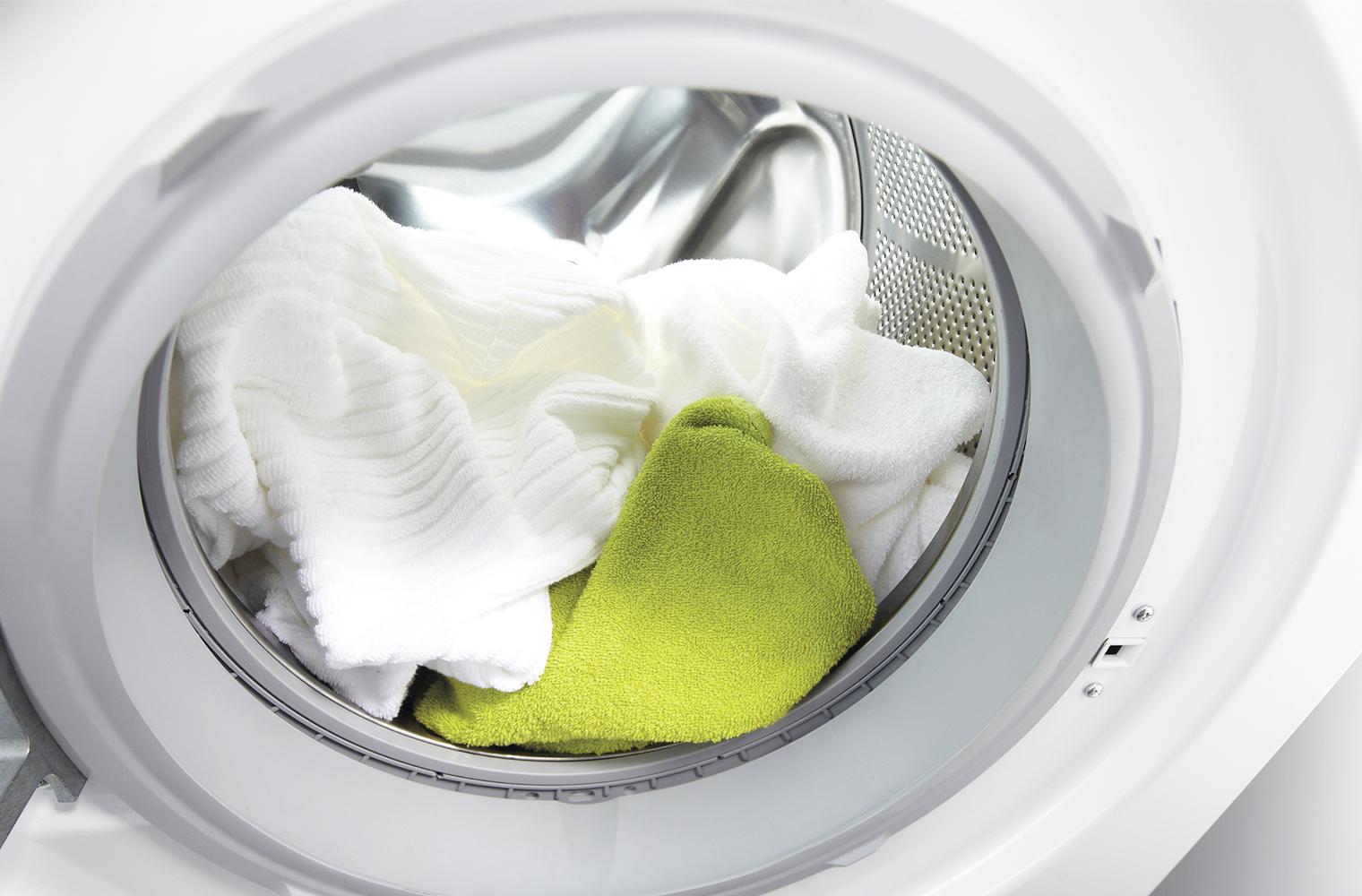 Как стирать одежду: дезинфекция в стиральной машине