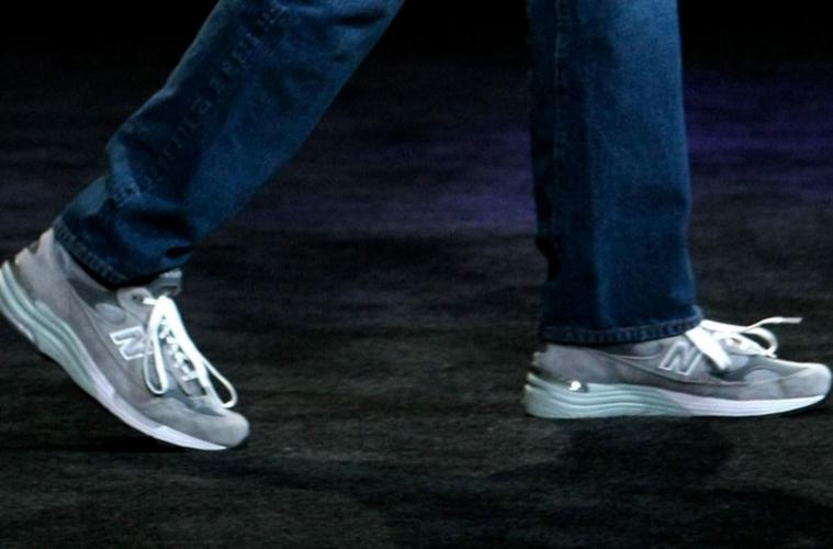 New Balance — история любимых кроссоовок Стива Джобса
