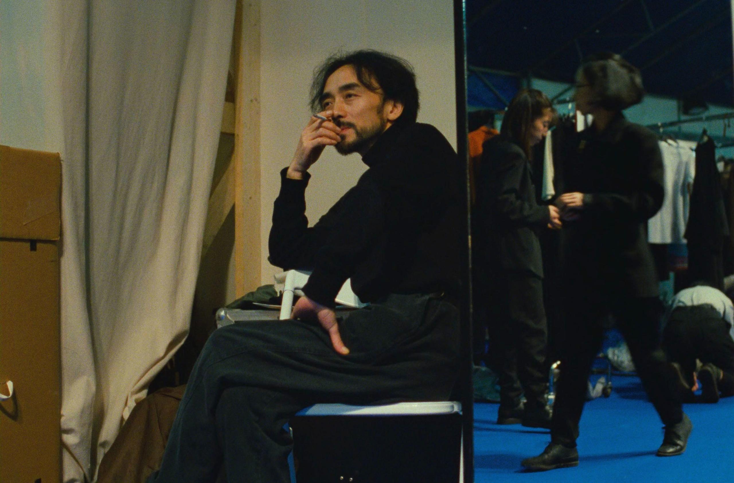 Документальные фильмы о моде – Notebook on Cities and Clothes (1989)