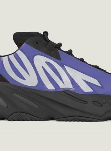 adidas Yeezy Boost 700 MNVN «Navy» первый взгляд