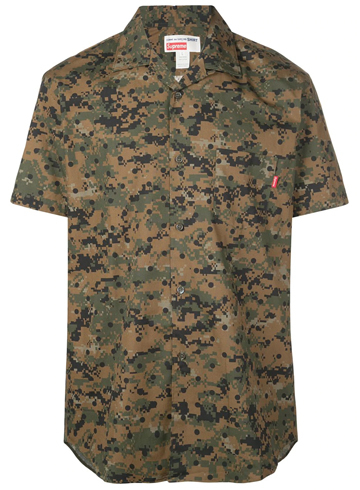supreme x cdg ss13 shirt