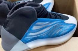 adidas Yeezy Quantum «Blue» первый взгляд