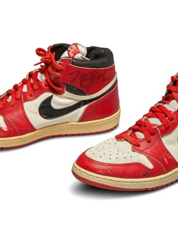 Air Jordan 1 Chicago побили рекорд самых дорогих кроссовок в мире