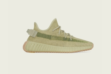 adidas Yeezy Boost 350 V2 «Sulfur» дата релиза