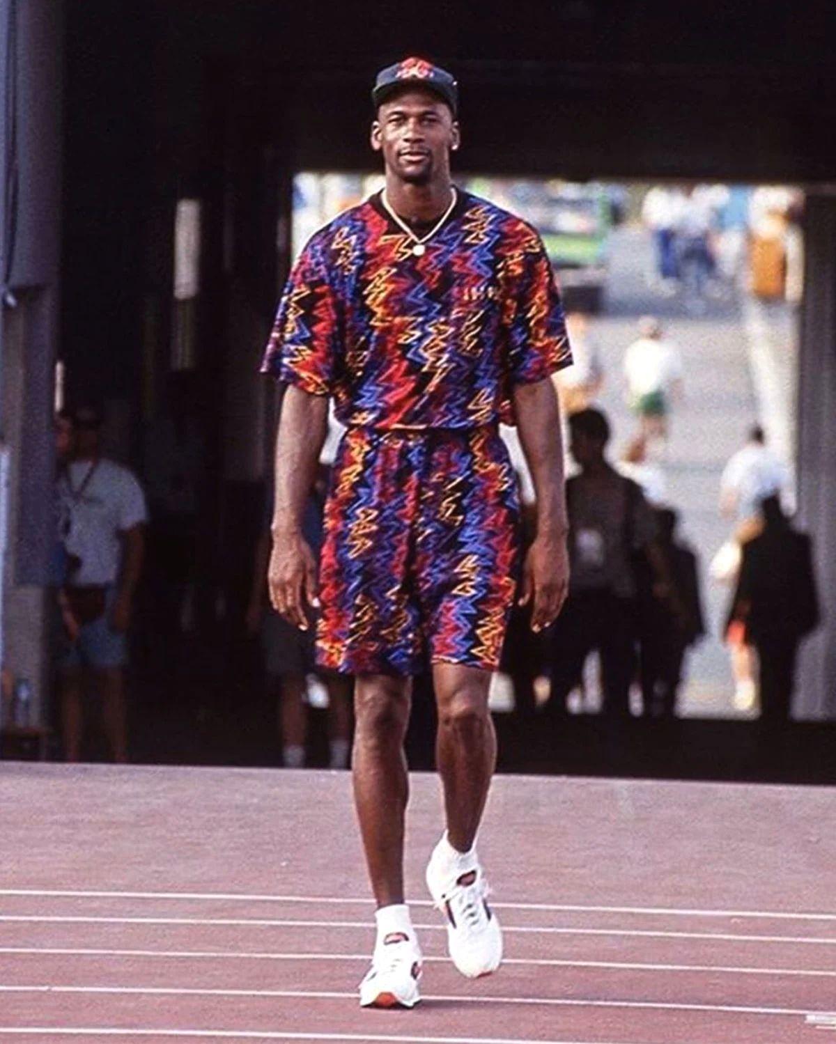 Форма Майкла Джордана на Олимпийских играх-1992