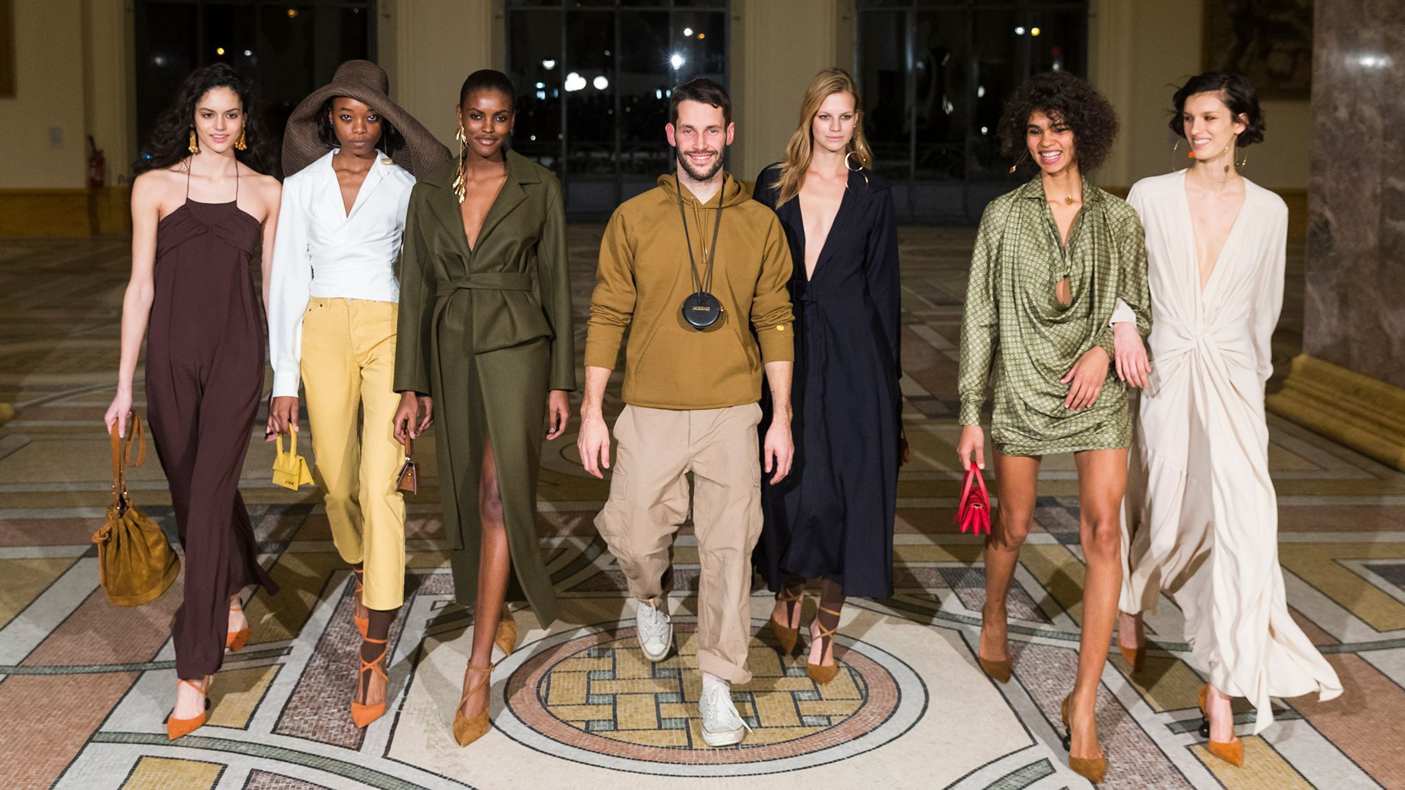 Jacquemus Fall/Winter 2018 «Le Souk»