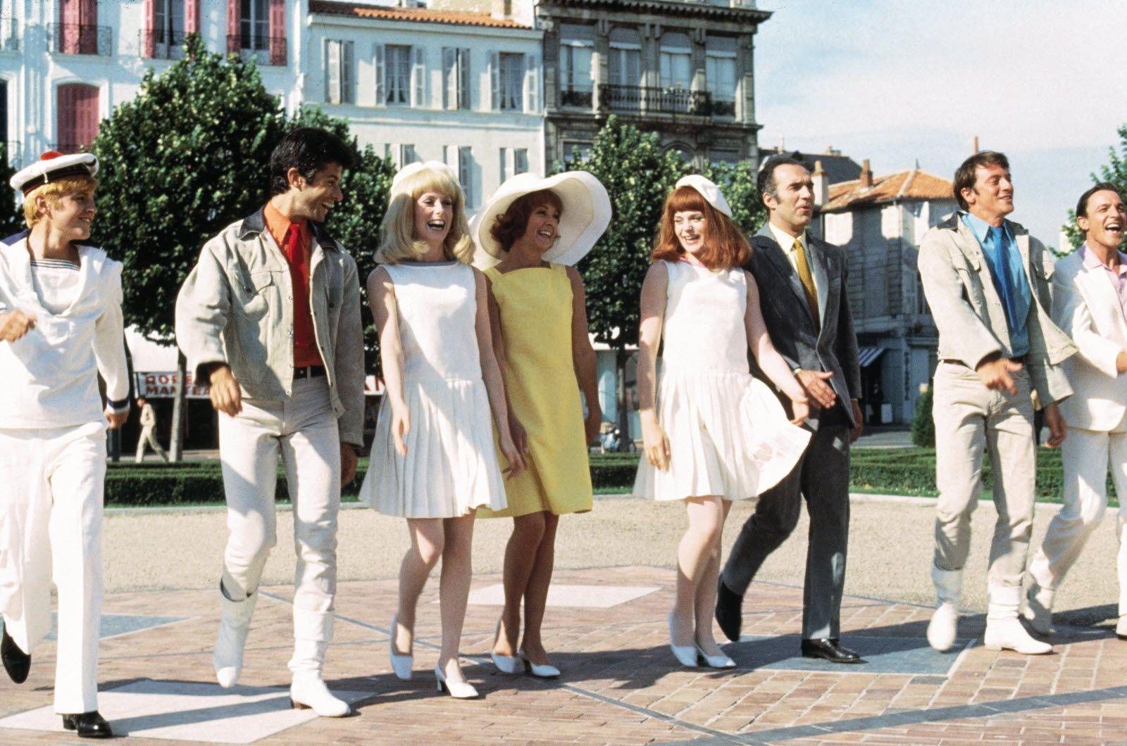 «Девушки из Рошфора» 1967