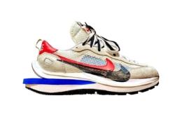 sacai x Nike Vapor Waffle «Game Royal/Sport Fuchsia»