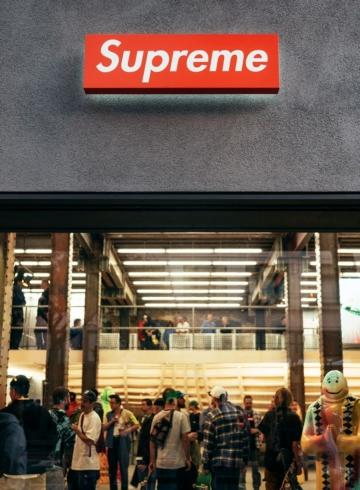 Supreme зарегистрировал торговую марку на территории Китая