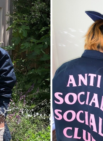 USPS x Anti Social Social Club - подробности релиза