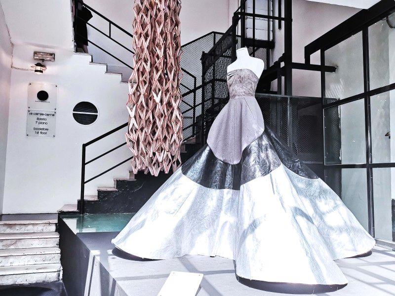 Выставка Charles James: The Couture Secrets of Shape