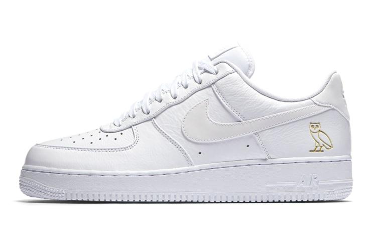 OVO x Nike Air Force 1 Low первый взгляд