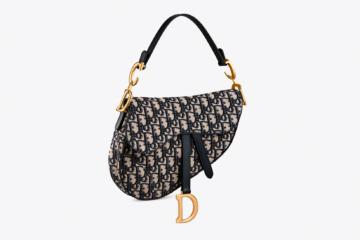 Dior Saddle Bag — история культовой сумки Джона Гальяно