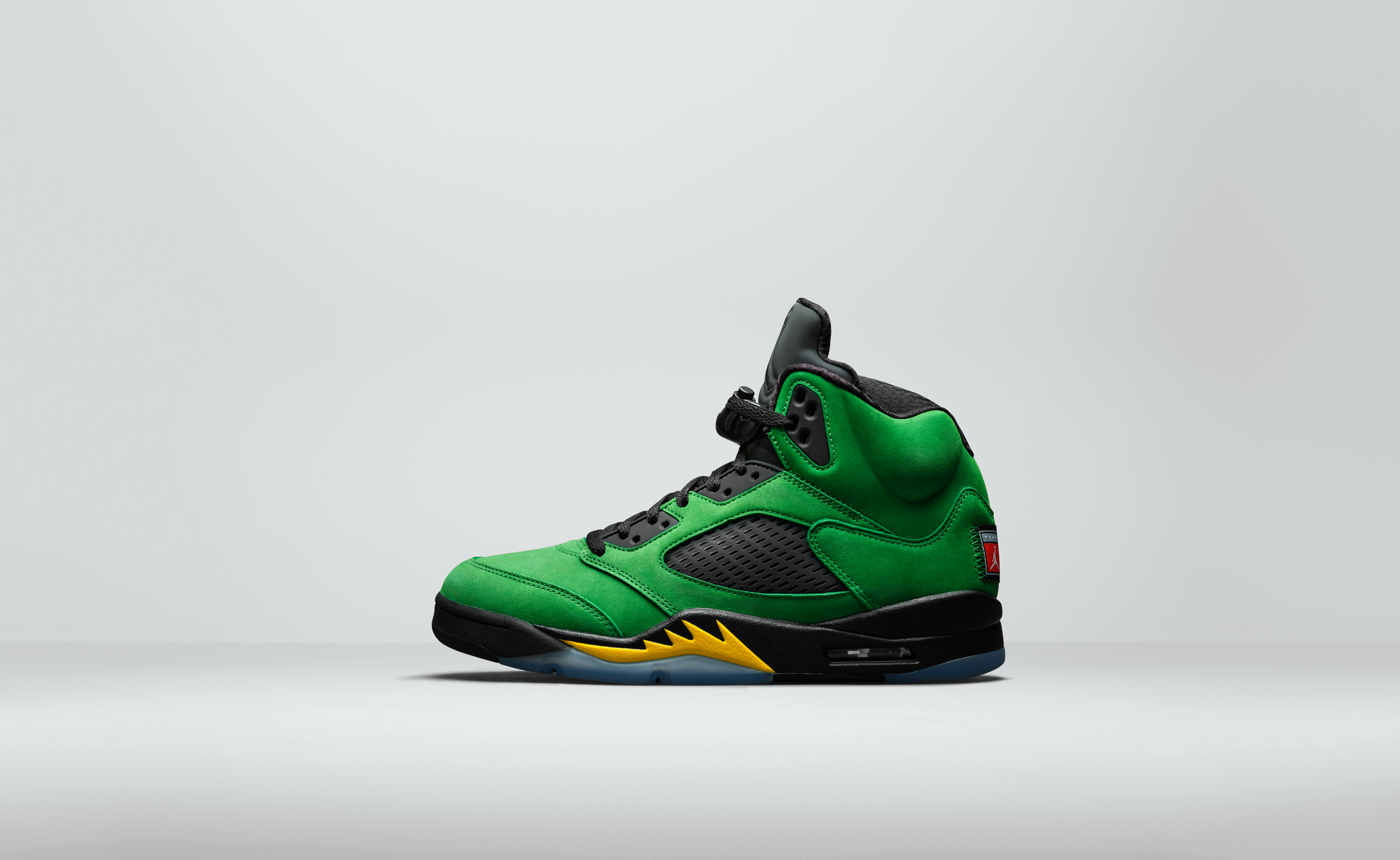 Air Jordan 5 «Oregon»