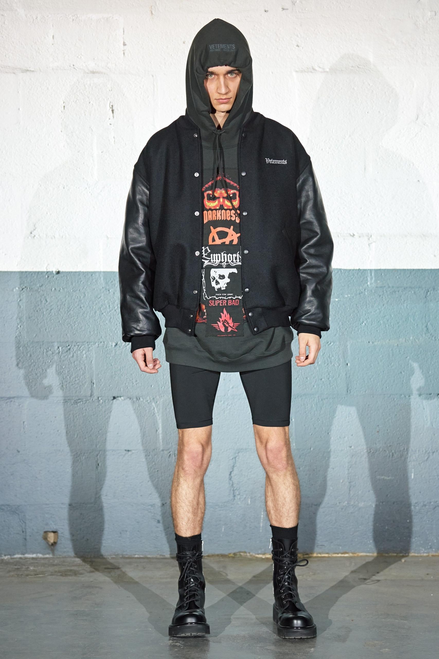 Vetements Fall/Winter 2020 Menswear худи