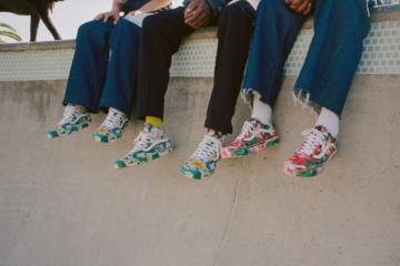Kenzo x Vans Spring/Summer 2020 — детали капсульной коллекции