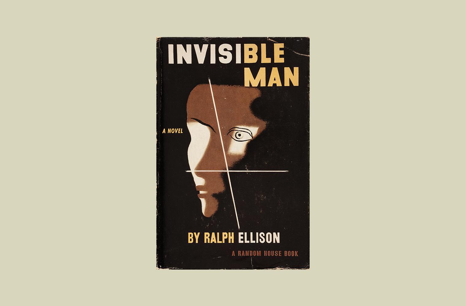 Расизм в книгах и фильмах - Невидимка