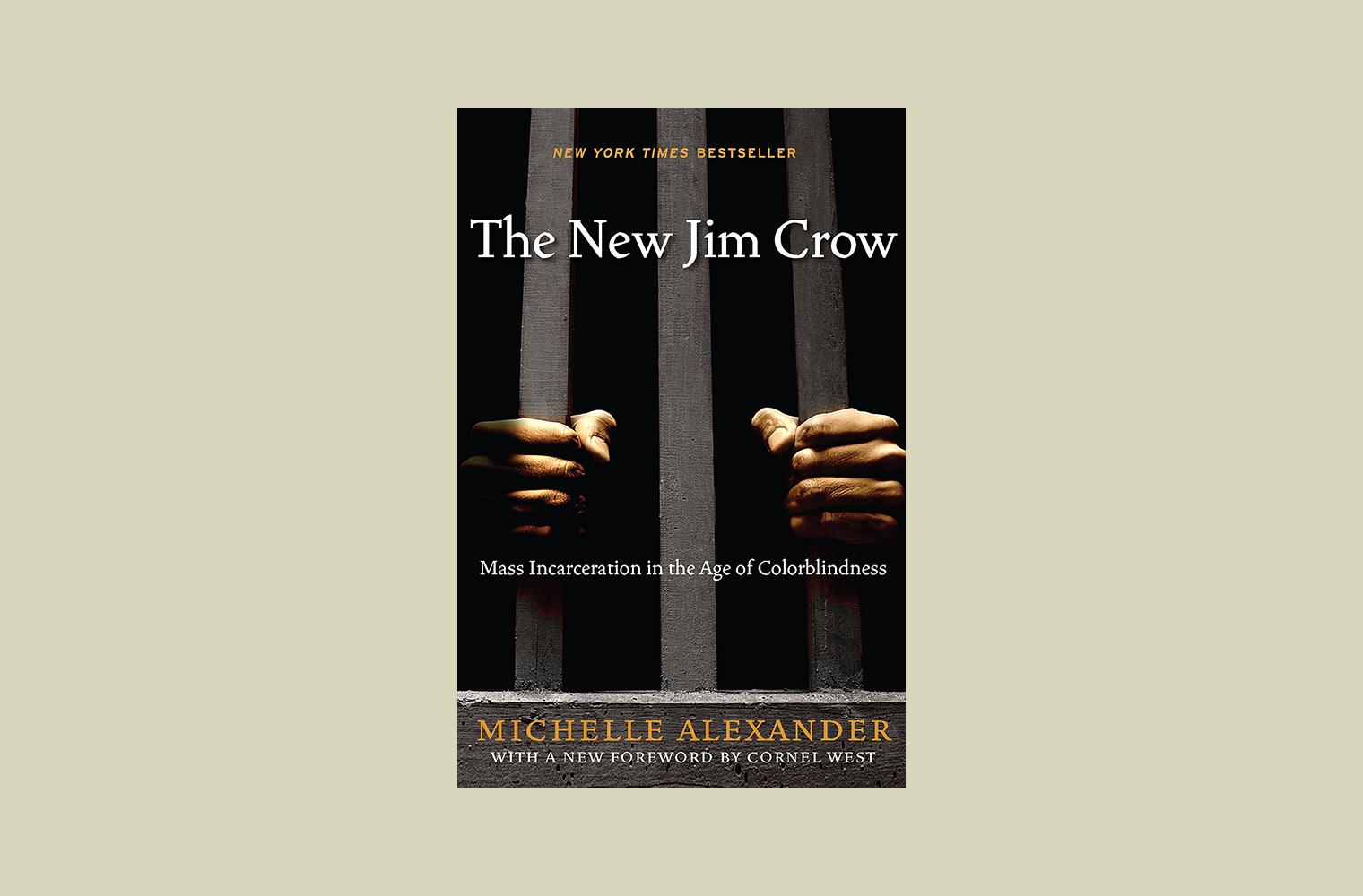 Книги о расизме - Новый Джим Кроу: массовое заключение в эру цветовой слепоты