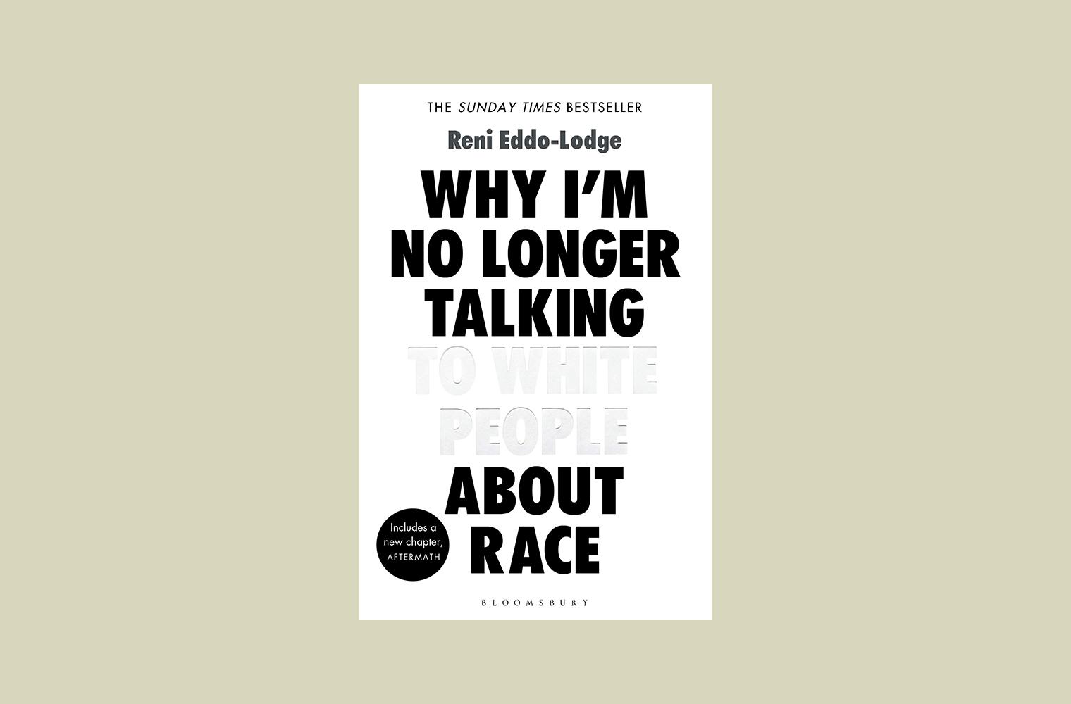 Расизм в книгах и фильмах - Почему я больше не говорю с белыми о расизме