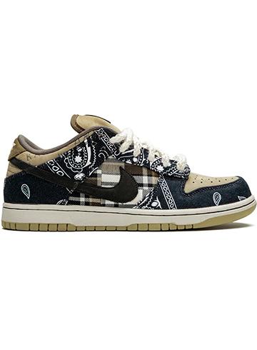 Купить Travis Scott x Nike SB Dunk Low