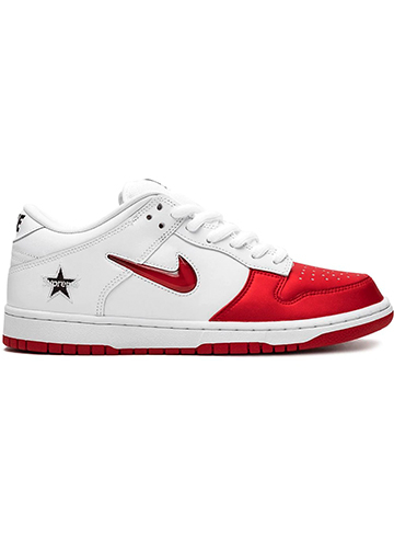 Купить Supreme x Nike SB Dunk Low
