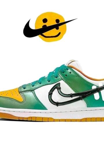 CPFM x Nike Dunk Low первый взгляд