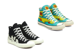 Scooby Doo x Converse Chuck 70 - дата релиза