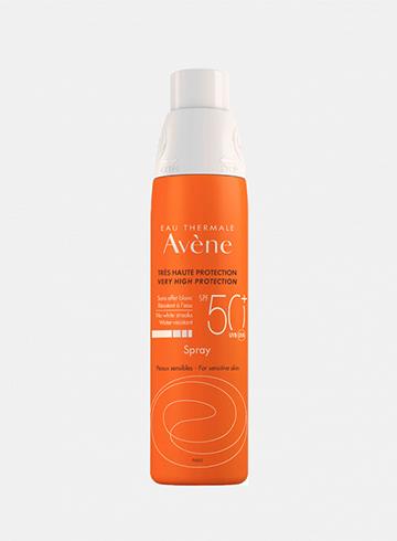 Avene spf 50 купить солнцезащитный спрей