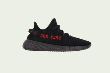 adidas Yeezy Boost 350 V2 «Bred» ресток в декабре 2020