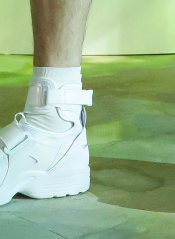 COMME des GARÇONS Homme Plus x Nike Air Carnivore SS21