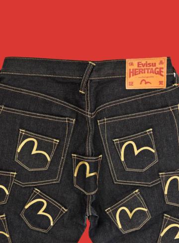 EVISU - история бренда