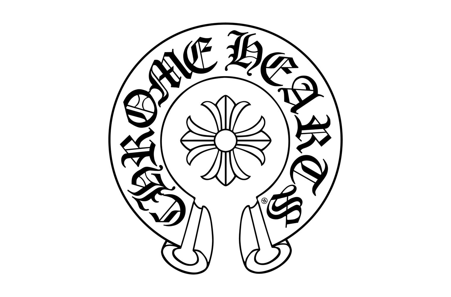 Логотип бренда Chrome Hearts