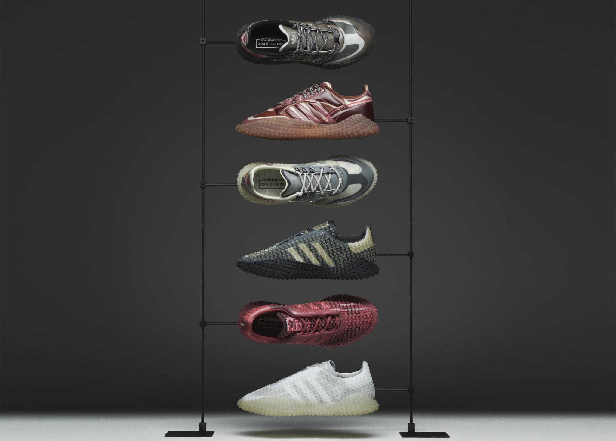 adidas by Craig Green - CG GRADDFA AKH + CG POLTA AKH I