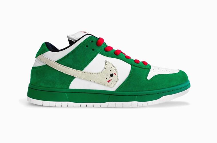 Nike Dunk Low «Jason Voorhees» - подробности релиза в честь фильма «Пятница 13-е»