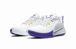 Nike Mamba Fury «Lakers» - подробности релиза кроссовок Коби Брайанта