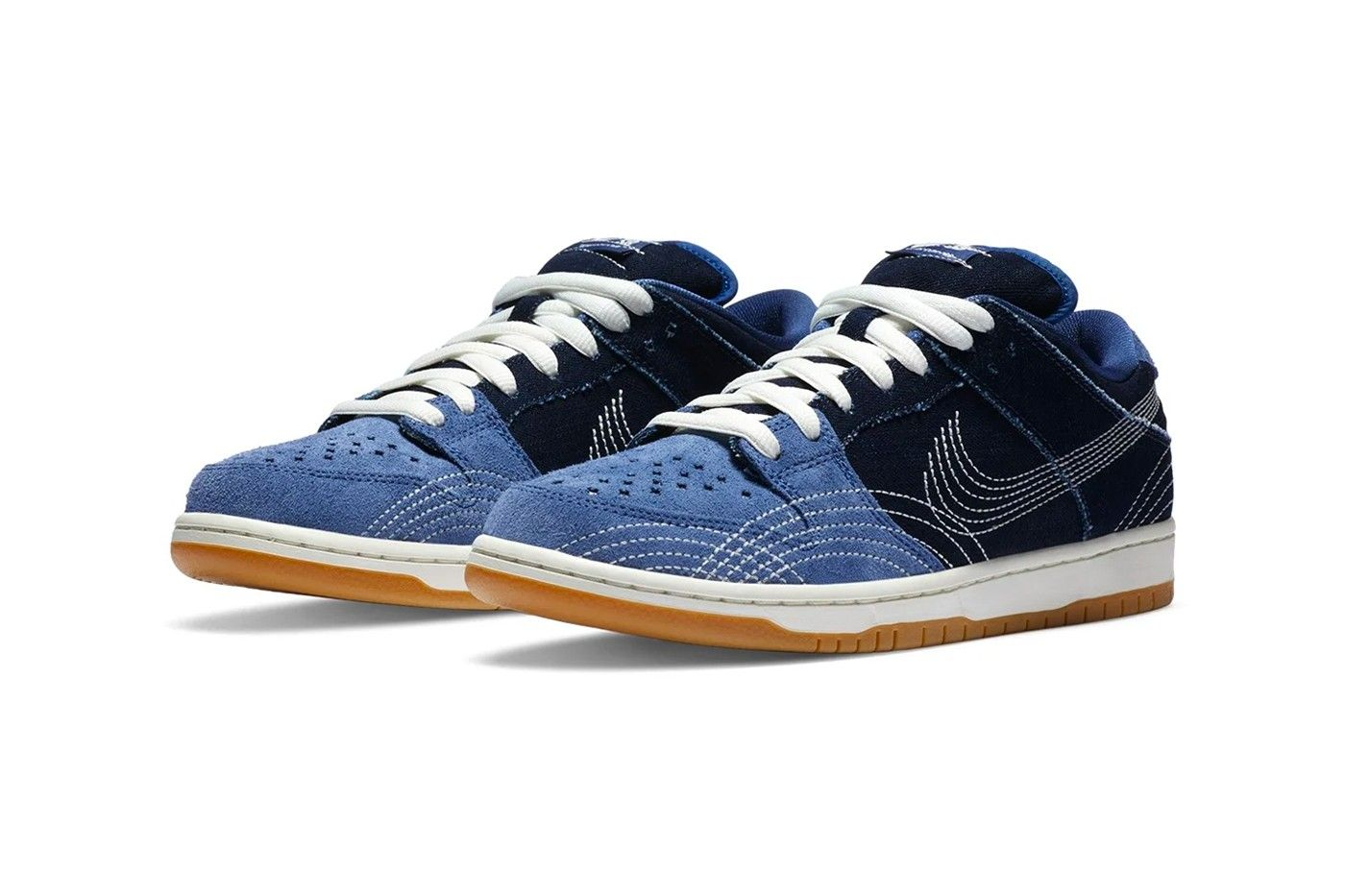 Nike SB Dunk Low «Sashiko» - дата релиза