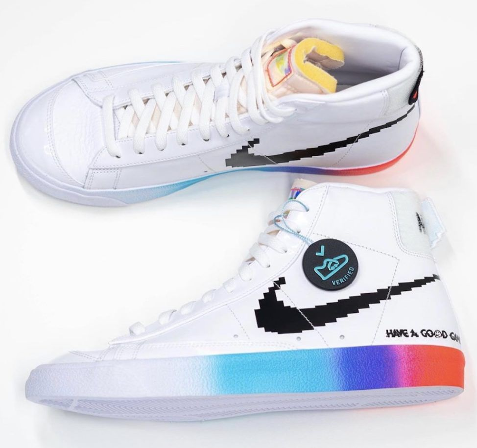 Nike Blazer Mid '77 «Have A Good Game» - детали релиза
